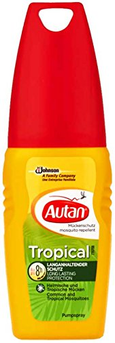 Autan Tropical Pumpspray, 100 ml -